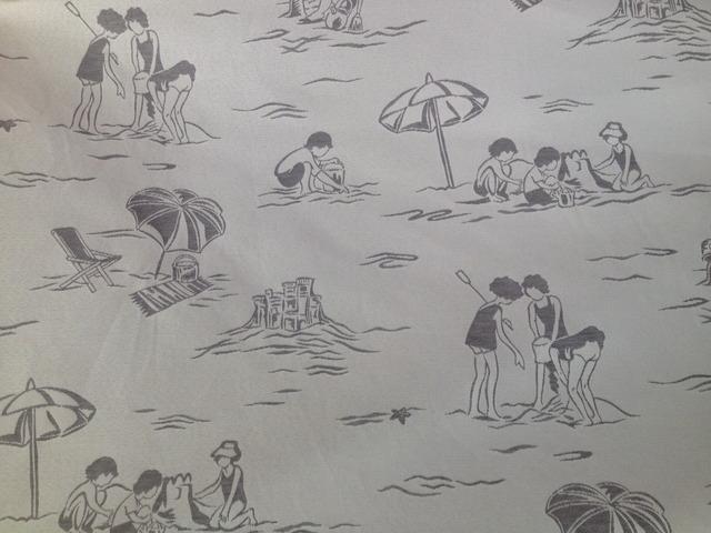 ύφασμα παιχνίδια παραλία