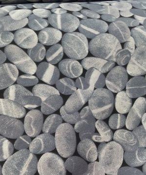 ύφασμα-βότσαλα-πέτρες