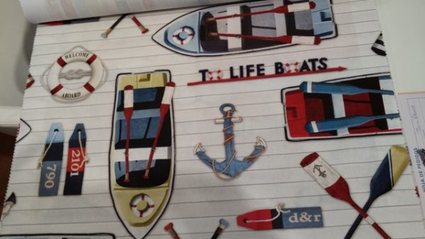 ναυτικό σχέδιο καραβόπανο βάρκε