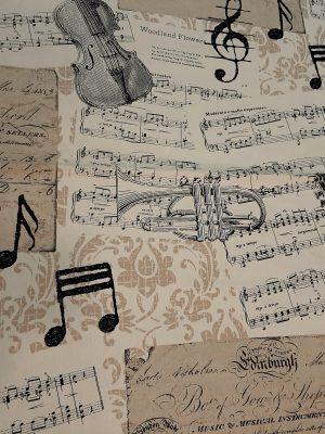 μουσικά υφάσματα κονσέρτο