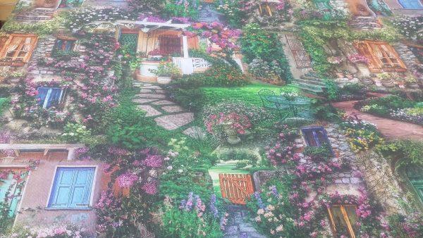 ύφασμα κήπος