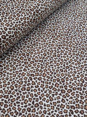 Ύφασμα βαμβακερό λεοπαρδαλη για μάσκες προσώπου