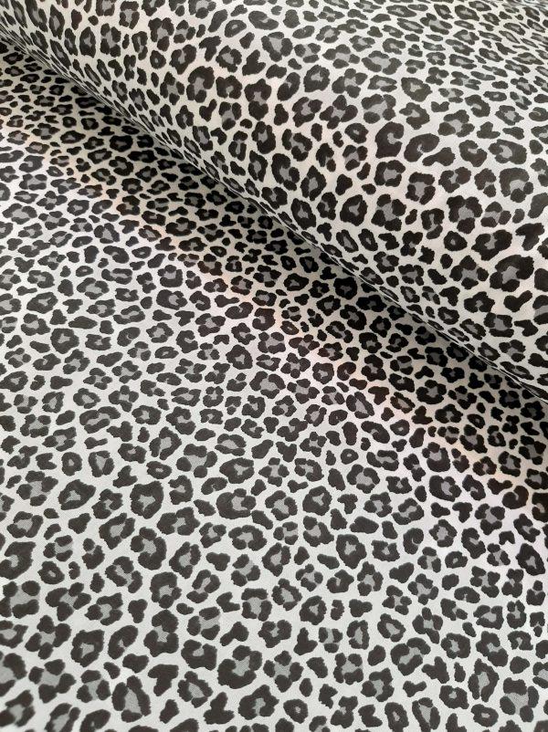 ύφασμα-για μασκες-λεοπαρδαλη-ασπρο-μαύρο