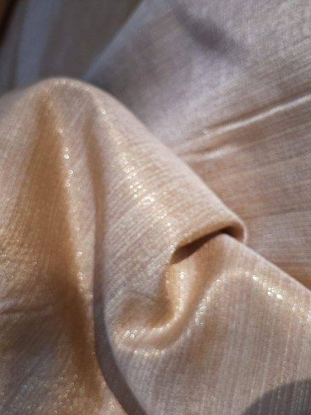 golden fabric for decoration