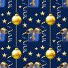 ύφασμα χριστουγεννιάτικα δώρα