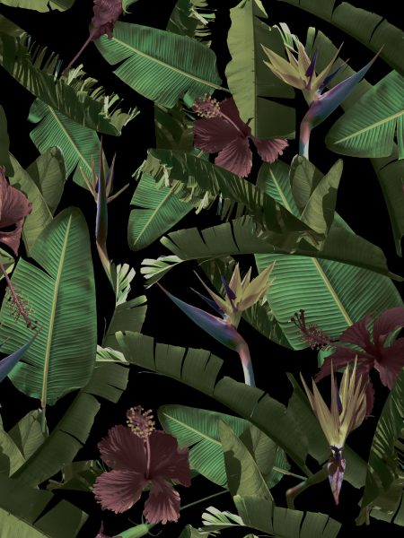 ύφασμα λουλούδι του παράδεισου