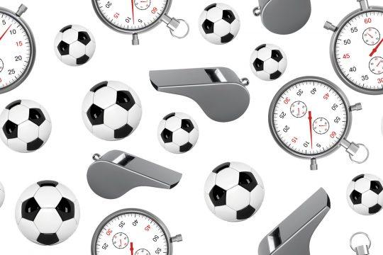 Ύφασμα ποδόσφαιρο