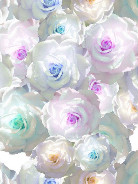 ύφασμα μπουκέτο λουλούδια άσπρα για γάμους δεξιώσεις